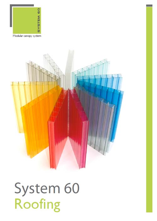 System60 Roofing Guide Front Cover